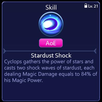 Cyclops - Mobile Legends Adventure