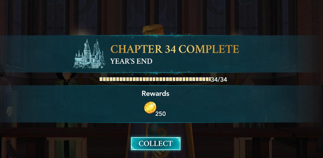 Harry Potter Hogwarts Mystery Walkthrough Year 5 Chapter 34