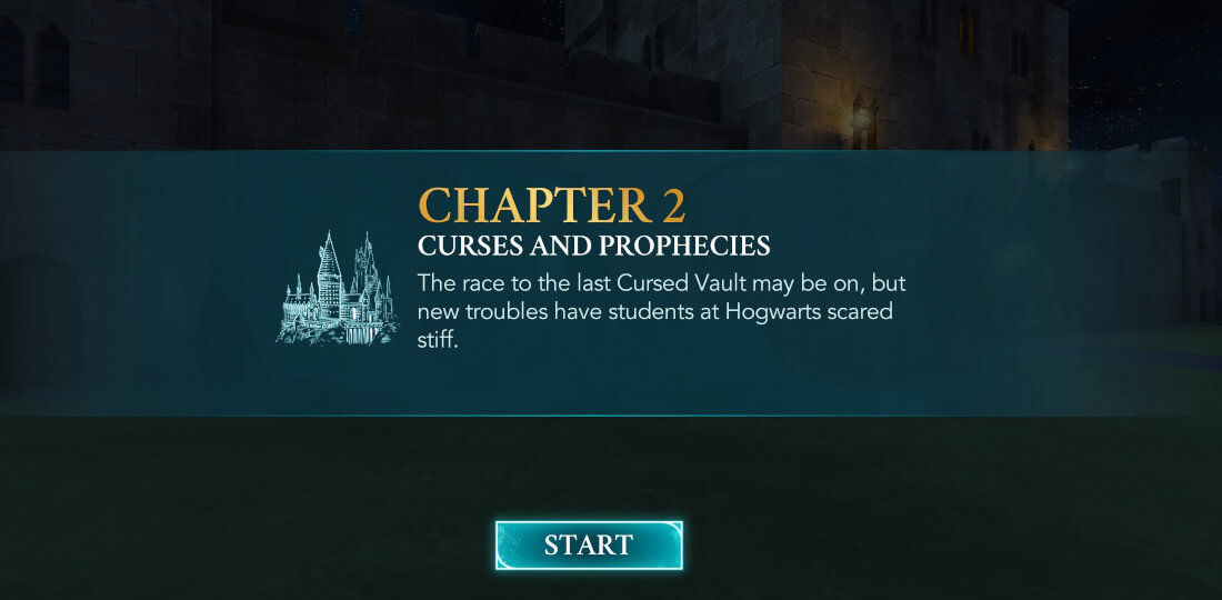 Harry Potter Hogwarts Mystery Walkthrough Year 6 Chapter 2