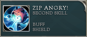 AoV Zip Second Skill Zip Angry