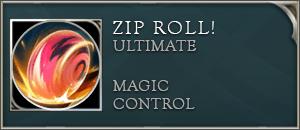 AoV Zip Ultmate Zip Roll