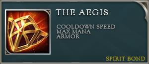 Arena of valor item the aegis