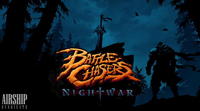 Battle Chasers Nightwar Mobile