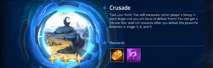 mobile legends adventure guide Crusade