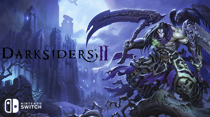 Darksiders 2 Switch