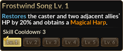 Frostwind Song