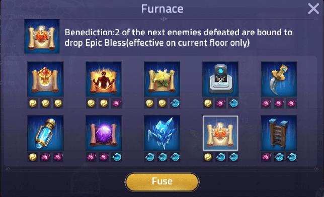 mobile legends adventure Furnace guide