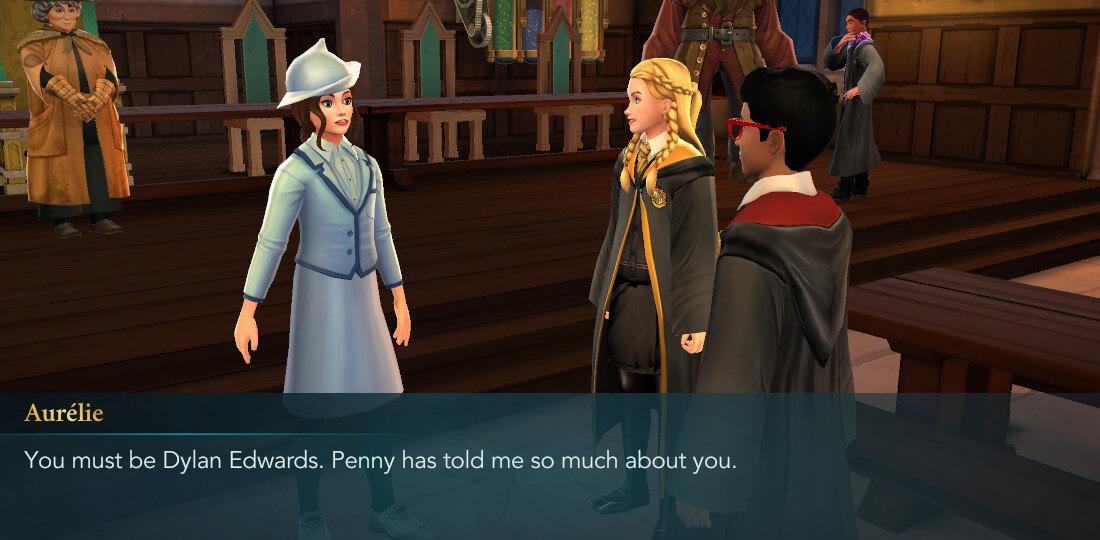 Harry Potter Hogwarts Mystery Walkthrough Hosting the Beauxbatons Part 1