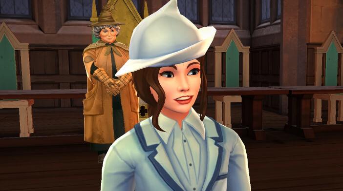 Harry Potter Hogwarts Mystery Walkthrough Hosting the Beauxbatons
