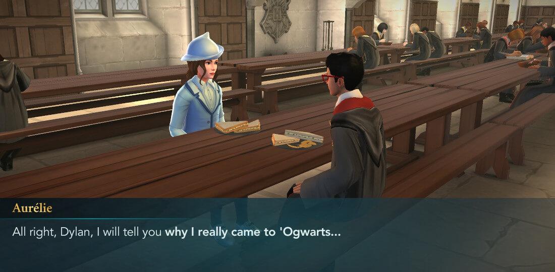 Harry Potter Hogwarts Mystery Walkthrough Hosting the Beauxbatons Part 2