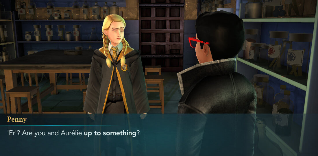 Harry Potter Hogwarts Mystery Walkthrough Hosting the Beauxbatons Part 3