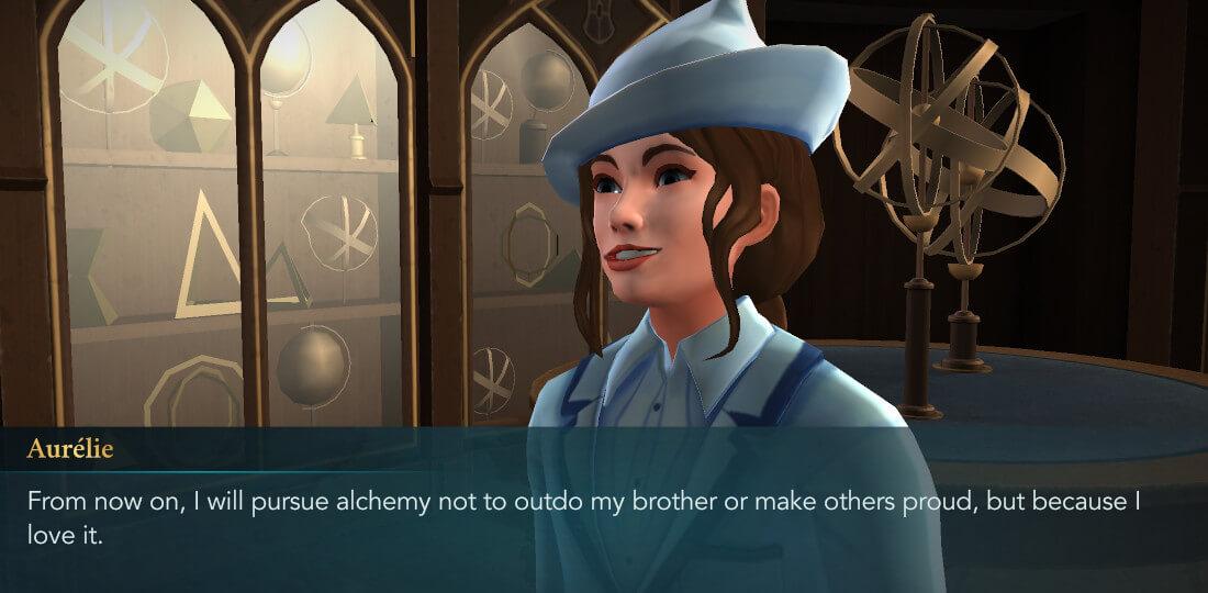 Harry Potter Hogwarts Mystery Walkthrough Hosting the Beauxbatons Part 4