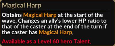 Magical Harp