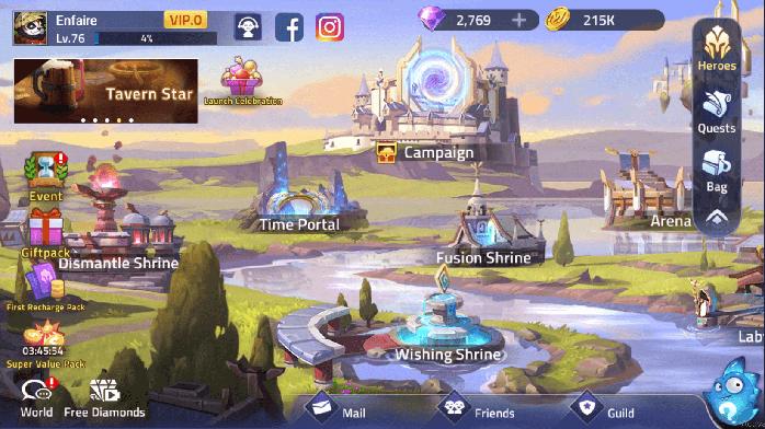 Mobile Legends Adventure Guide