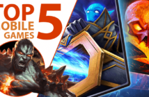 Top 5 Mobile Games July 2019