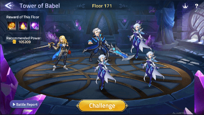 mobile legends adventure guide Tower of Babel
