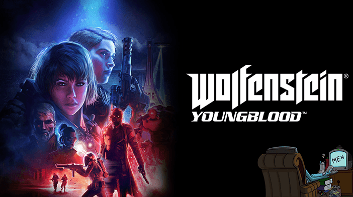 Wolfenstein Young Blood Review