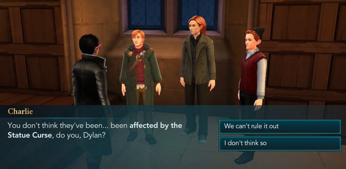 Harry Potter Hogwarts Mystery Walkthrough Year 6 Chapter 5