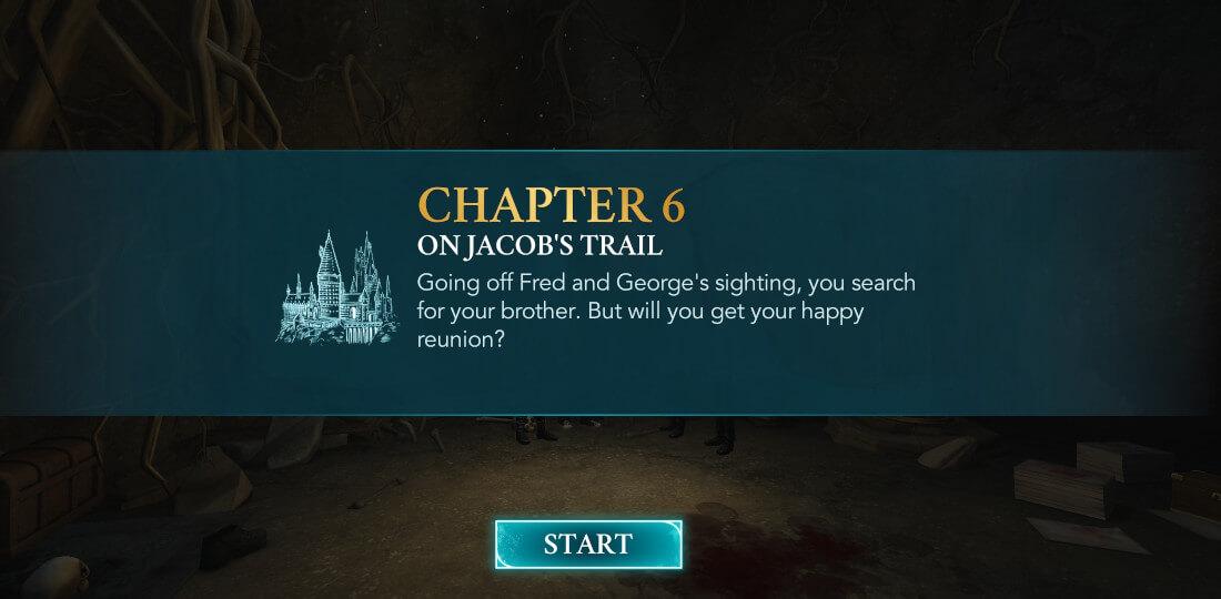 Harry Potter Hogwarts Mystery Walkthrough Year 6 Chapter 6