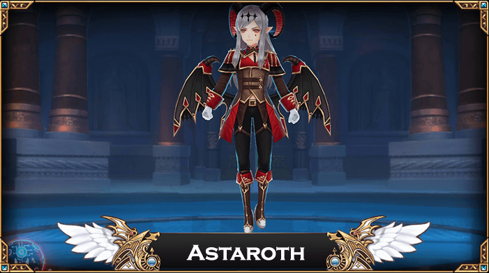 Knights Chronicle Astaroth