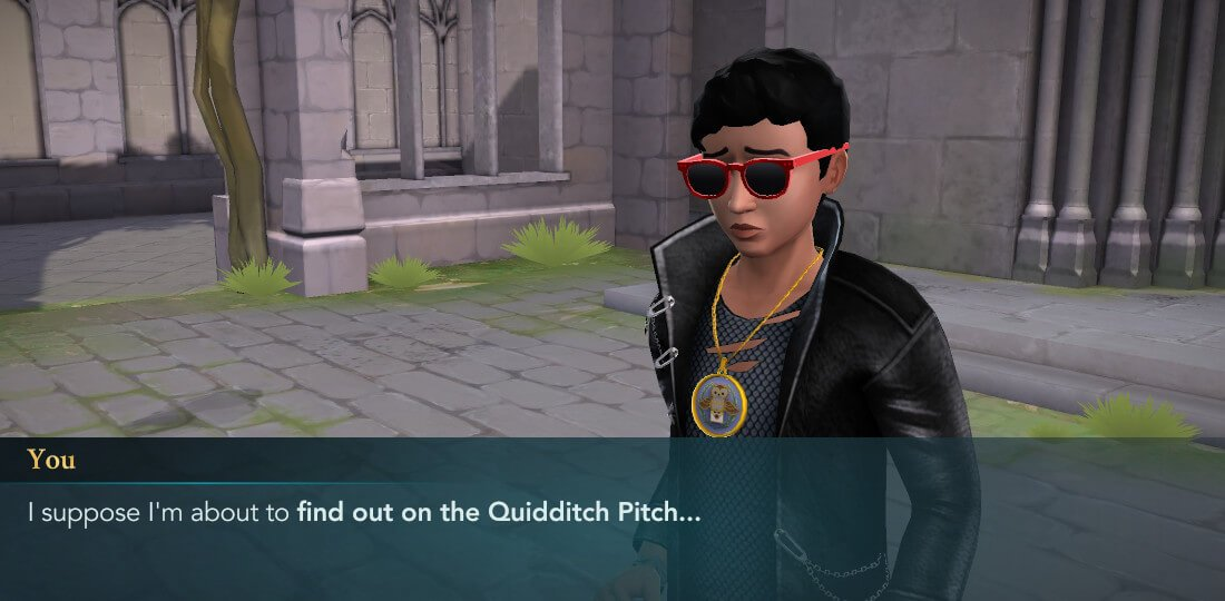 Harry Potter Hogwarts Mystery Quidditch Season 1 Chapter 3