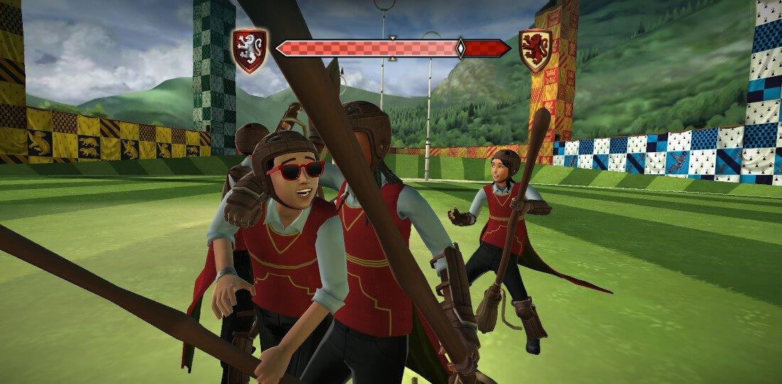 Harry Potter Hogwarts Mystery Quidditch Season 1 Chapter 4