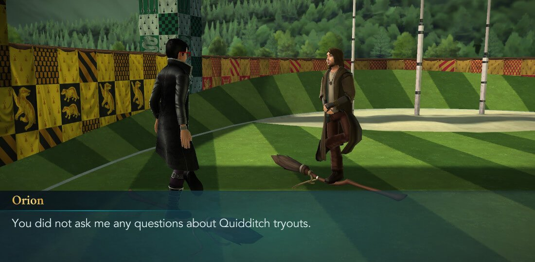 Harry Potter Hogwarts Mystery Quidditch Season 1 Chapter 5