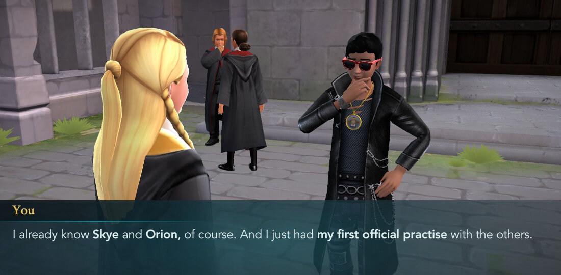 Harry Potter Hogwarts Mystery Quidditch Season 1 Chapter 6