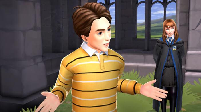 Harry Potter Hogwarts Mystery Walkthrough Year 6 Chapter 7