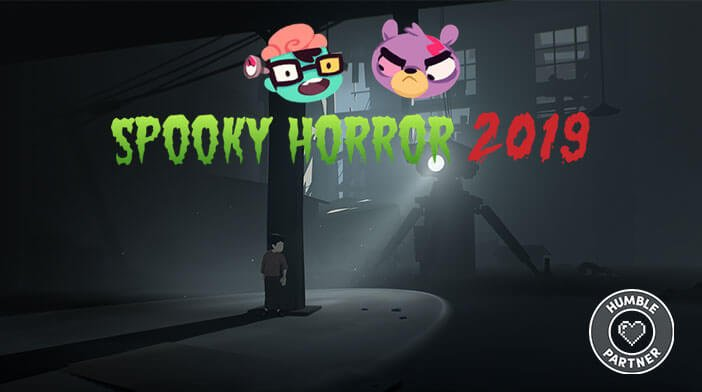 spooky horror humble bundle