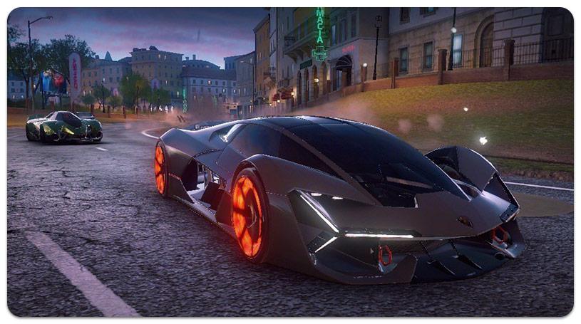 Asphalt 9 Legends Lamborghini Terzo Millenio