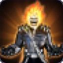 Ghost Rider Passiva