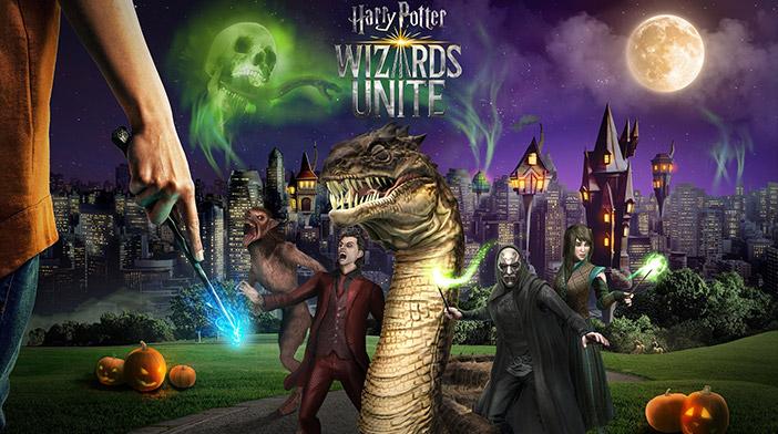 Harry Potter Wizards Unite Dark Arts Month