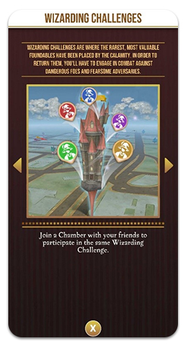 Harry Potter Wizards Unite Wizarding Challenges