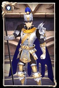 Kings Raid Heroes Loman