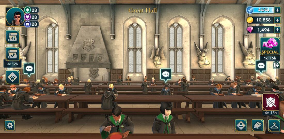 Harry Potter Hogwarts Mystery Walkthrough Lone Wolf Part 2