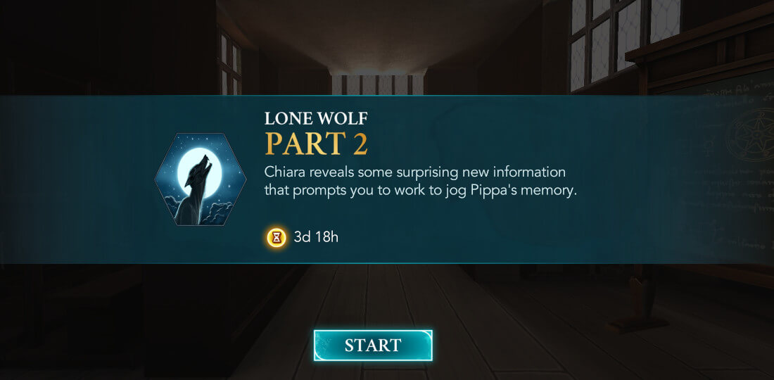 Harry Potter Hogwarts Mystery Walkthrough Lone Wolf Part 2