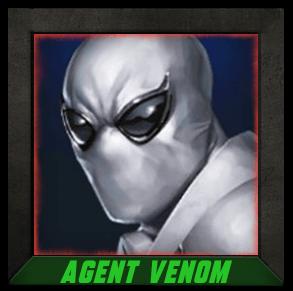Marvel Future Fight Agent Venom - Combat