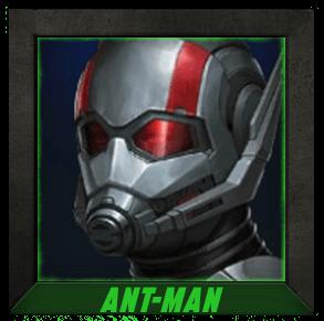 Marvel Future Fight Ant-Man - Speed