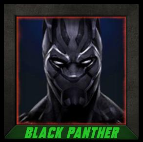 Marvel Future Fight Black Panther - Combat