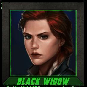 Marvel Future Fight Black Widow - Speed