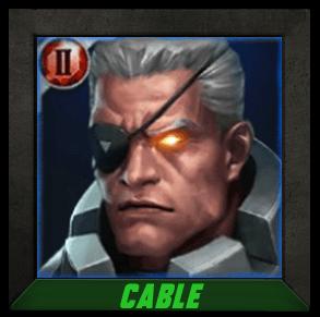 Marvel Future Fight Cable - Blast