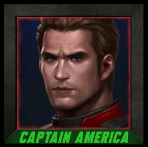 Marvel Future Fight Captain America - Combat