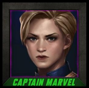 Marvel Future Fight Captain Marvel - Universal
