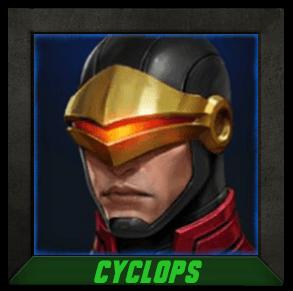 Marvel Future Fight Cyclops - Blast
