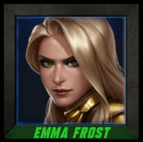 Marvel Future Fight Emma Frost - Blast
