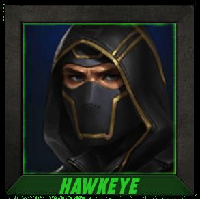 Marvel Future Fight Hawkeye - Speed