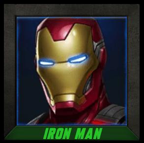 Marvel Future Fight Iron Man - Blast
