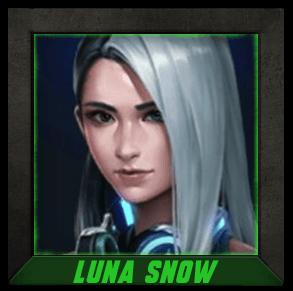 Marvel Future Fight Luna Snow - Speed