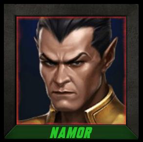 Marvel Future Fight Namor - Combat